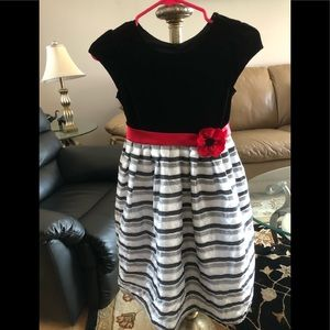 Genuine Rose Inc., Girls Size 10 Dress, GUC